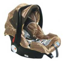 Lucky Baby Baby Max King Gold ― «Baby on board»